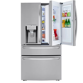 30 cu. ft. Smart wi-fi Enabled Refrigerator with Craft Ice™ Maker1