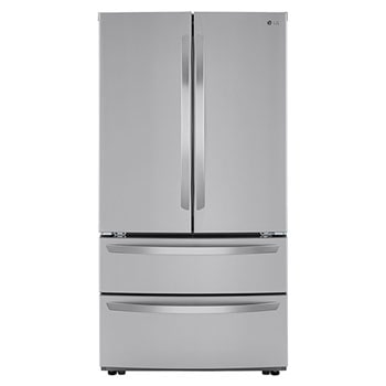 23 cu. ft. French Door Counter-Depth Refrigerator1