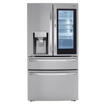 30 cu. ft. Smart wi-fi Enabled InstaView™ Door-in-Door® Refrigerator with Craft Ice™ Maker1