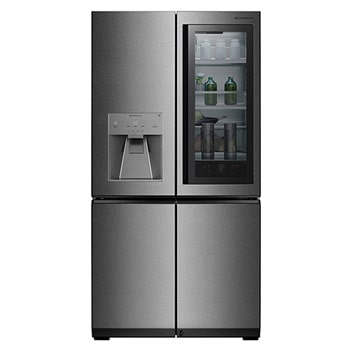LG SIGNATURE 23 cu. ft. Smart wi-fi Enabled InstaView™ Door-in-Door® Counter-Depth Refrigerator1