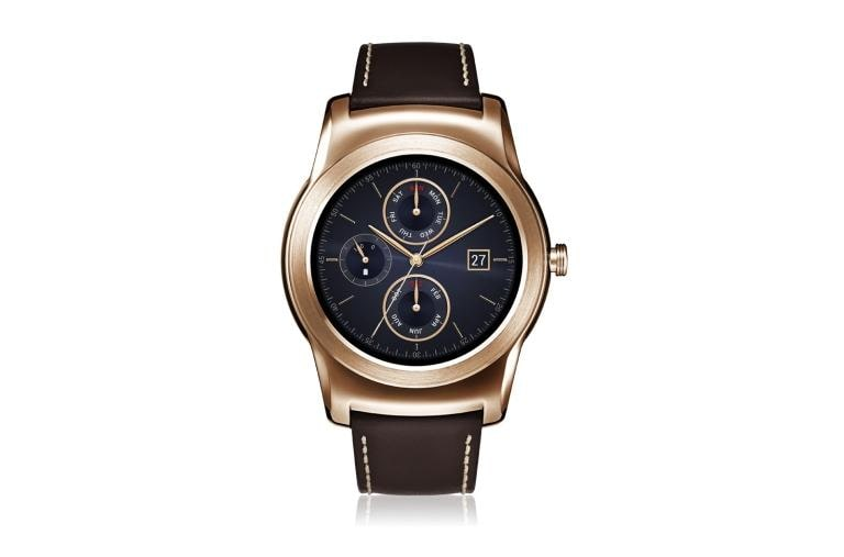 Smart Watches LG Watch Urbane in Gold thumbnail 2
