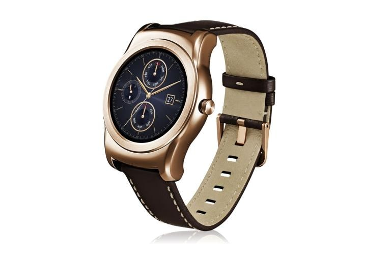 Smart Watches LG Watch Urbane in Gold thumbnail 3
