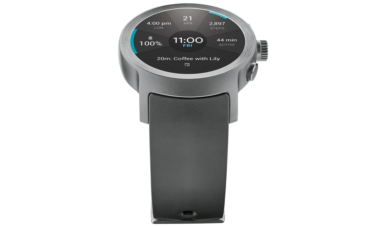 Lg Usa Smart Watch Sport For Att With Android Wear 20 See Talking Electronics Website