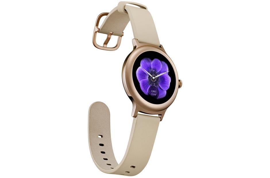 lg wearable smartwatch