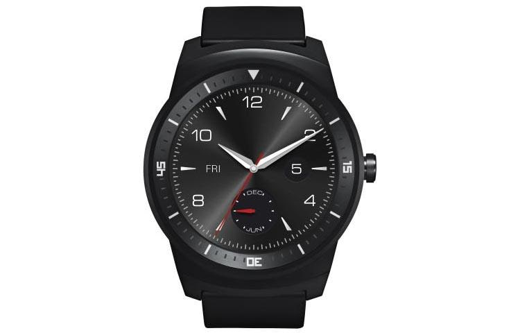 Smart Watches LG Watch R™ 1