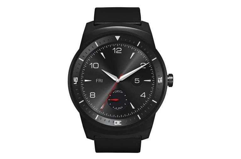 Smart Watches LG Watch R™ thumbnail 1