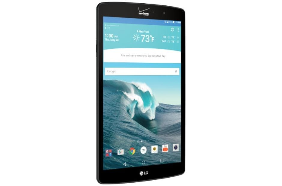 The LG G Pad™ X8 3 expands the viewing experience and is a compact,  comfortable multitasker that's made for life on the go