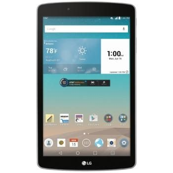The LG G Pad F™ 8.0 expands the viewing experience and is a compact, comfortable multitasker that's made for life on the go.1