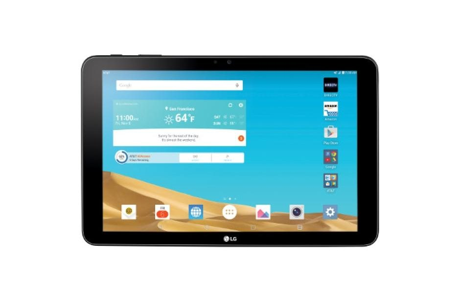 "Tablets LG G Pad X™ 10.1"" AT & T 1"