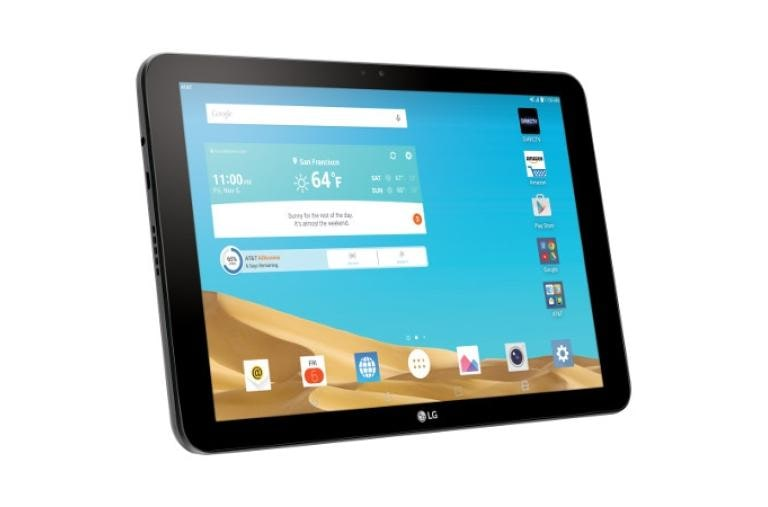 "Tablets LG G Pad X™ 10.1"" AT & T thumbnail 3"