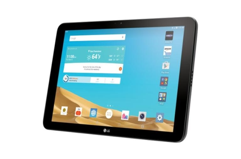 "Tablets LG G Pad X™ 10.1"" AT & T thumbnail 4"