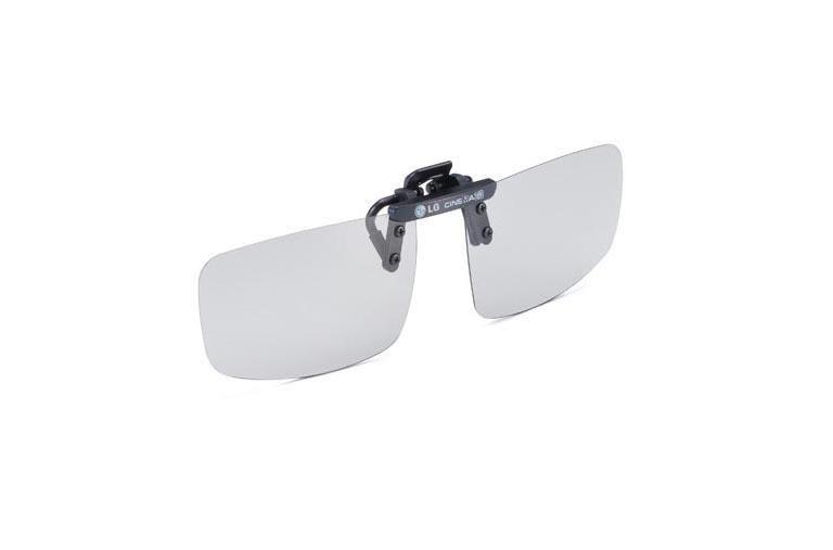 76fa6f05275 LG AG-F420  Turn Eyeglasses Into 3D Glasses
