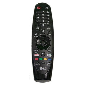 Full Function Standard TV Remote Control1