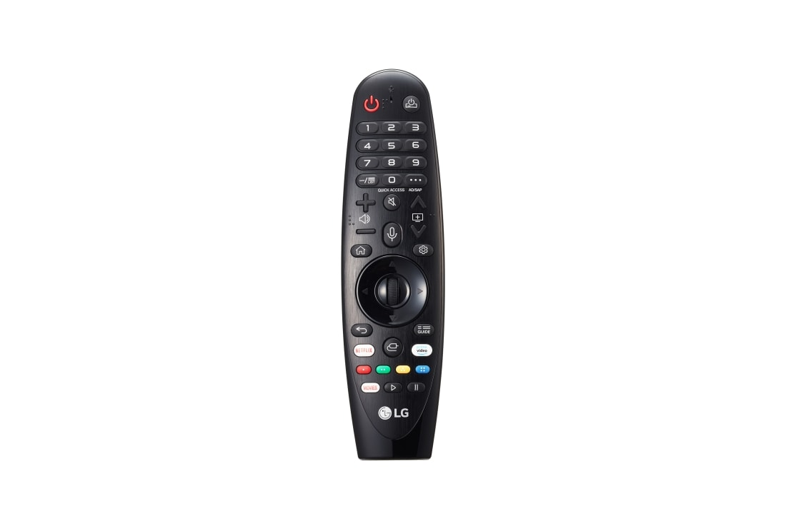 LG AN-MR19BA Magic Remote Control for Select 2019 LG Smart TV w/ AI ThinQ®