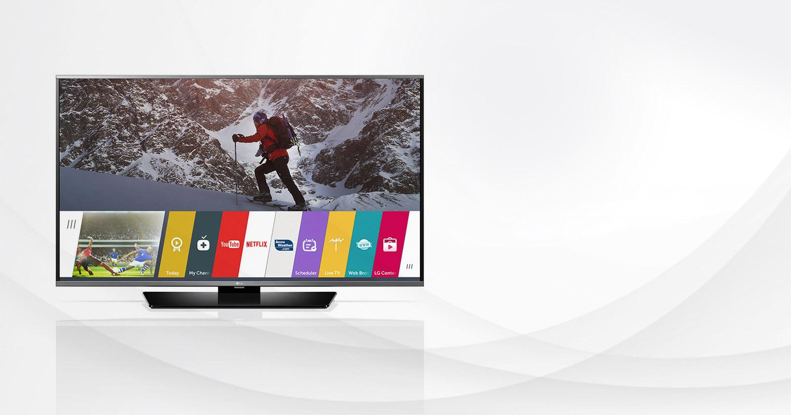 lg smart tv how to use