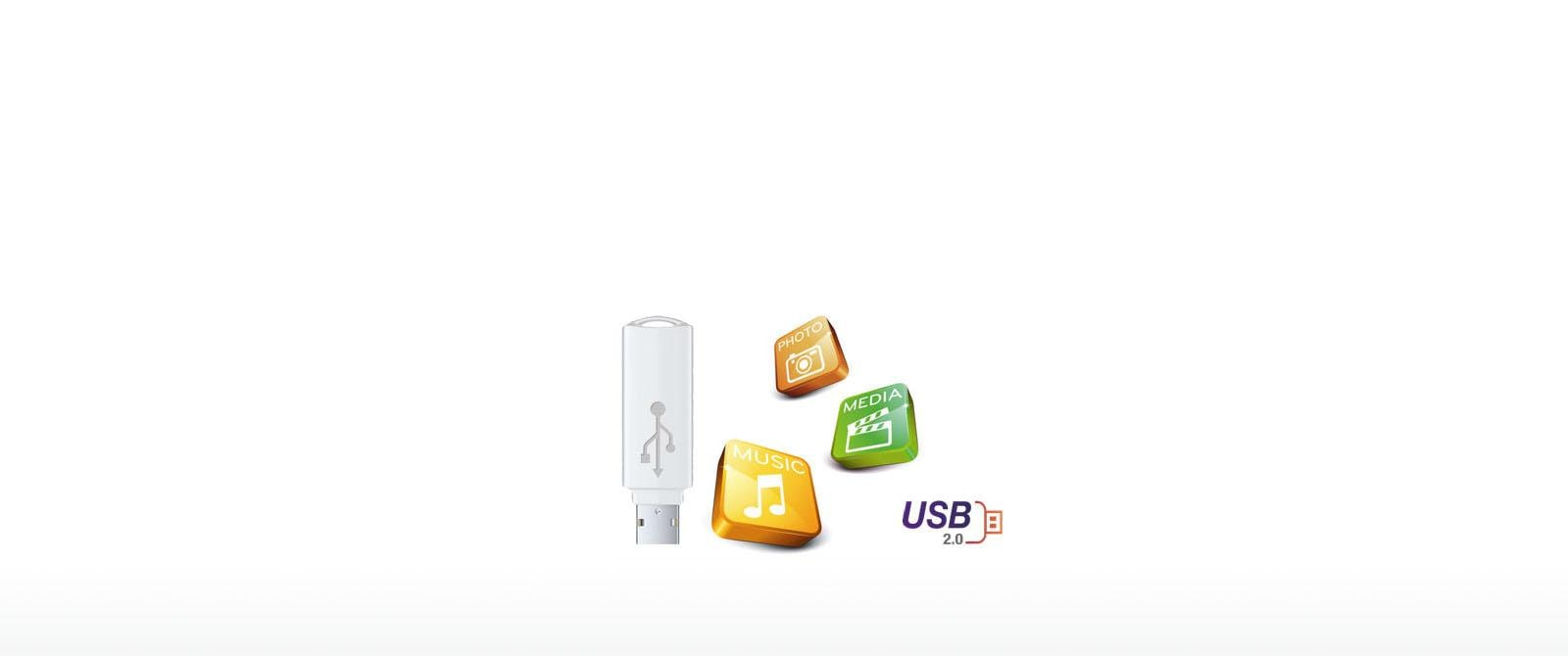 USB 2.0 Playback