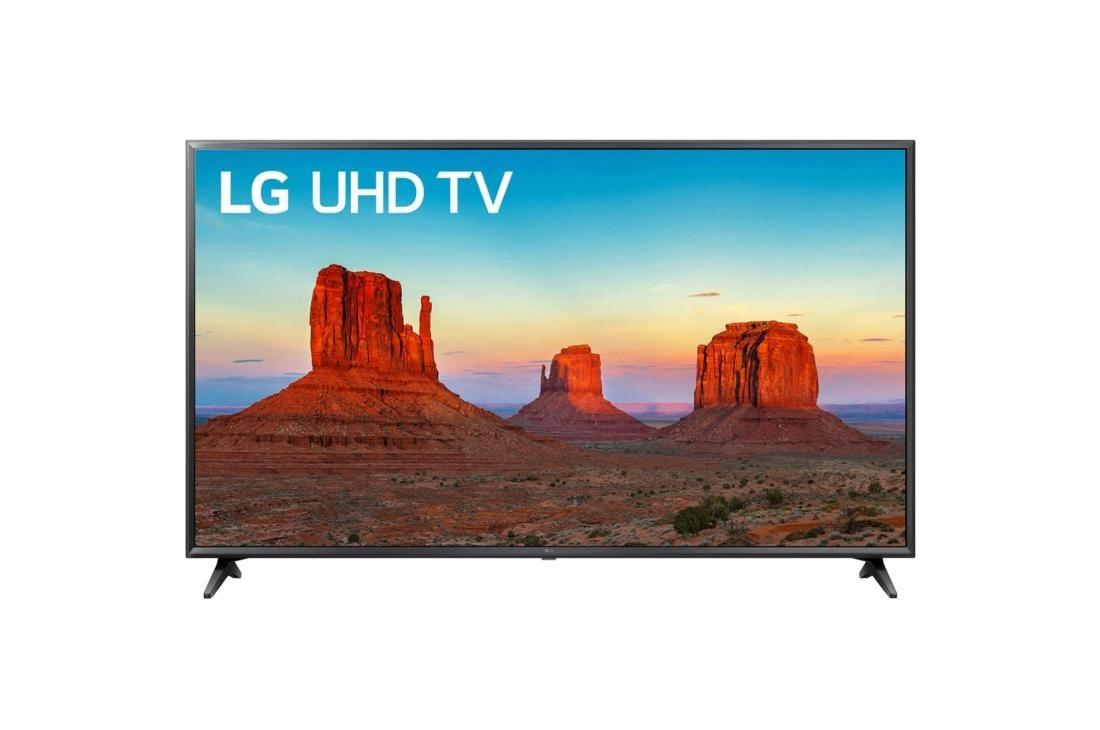 UK6090PUA 4K HDR Smart LED UHD TV - 43'' Class (42 5'' Diag)