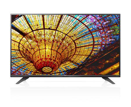 4K UHD Smart LED TV - 55'' Class (54 6'' Diag)