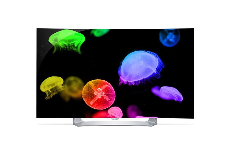 40ea2248f Curved OLED 1080p Smart TV - 55