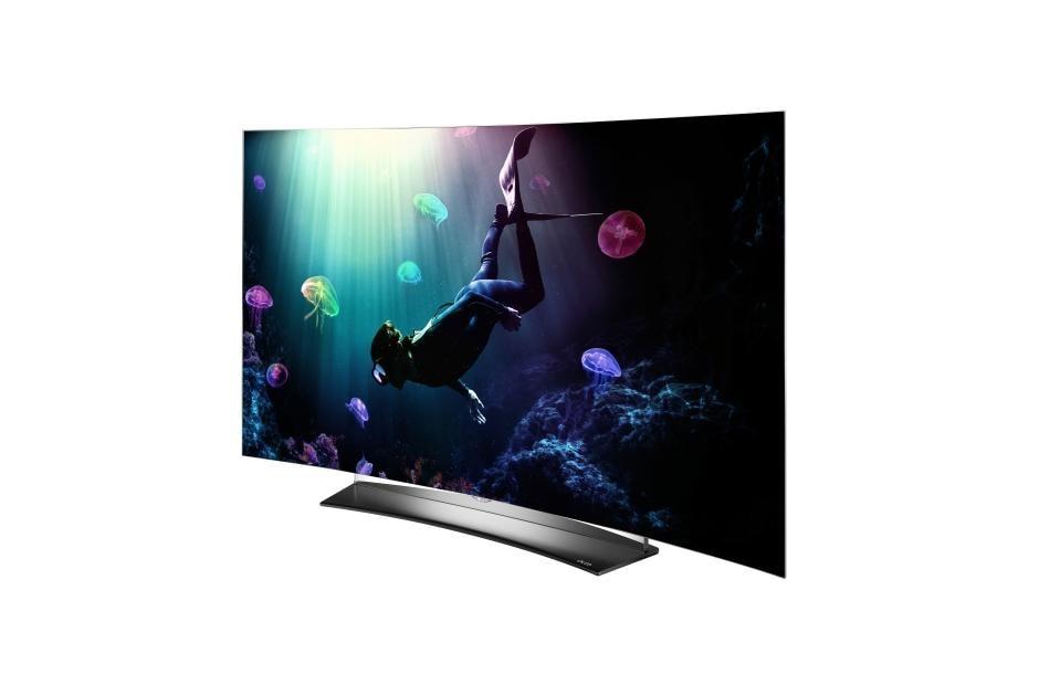 LG OLED55C6P: C6 55 Inch Class Curved OLED 4K TV | LG USA
