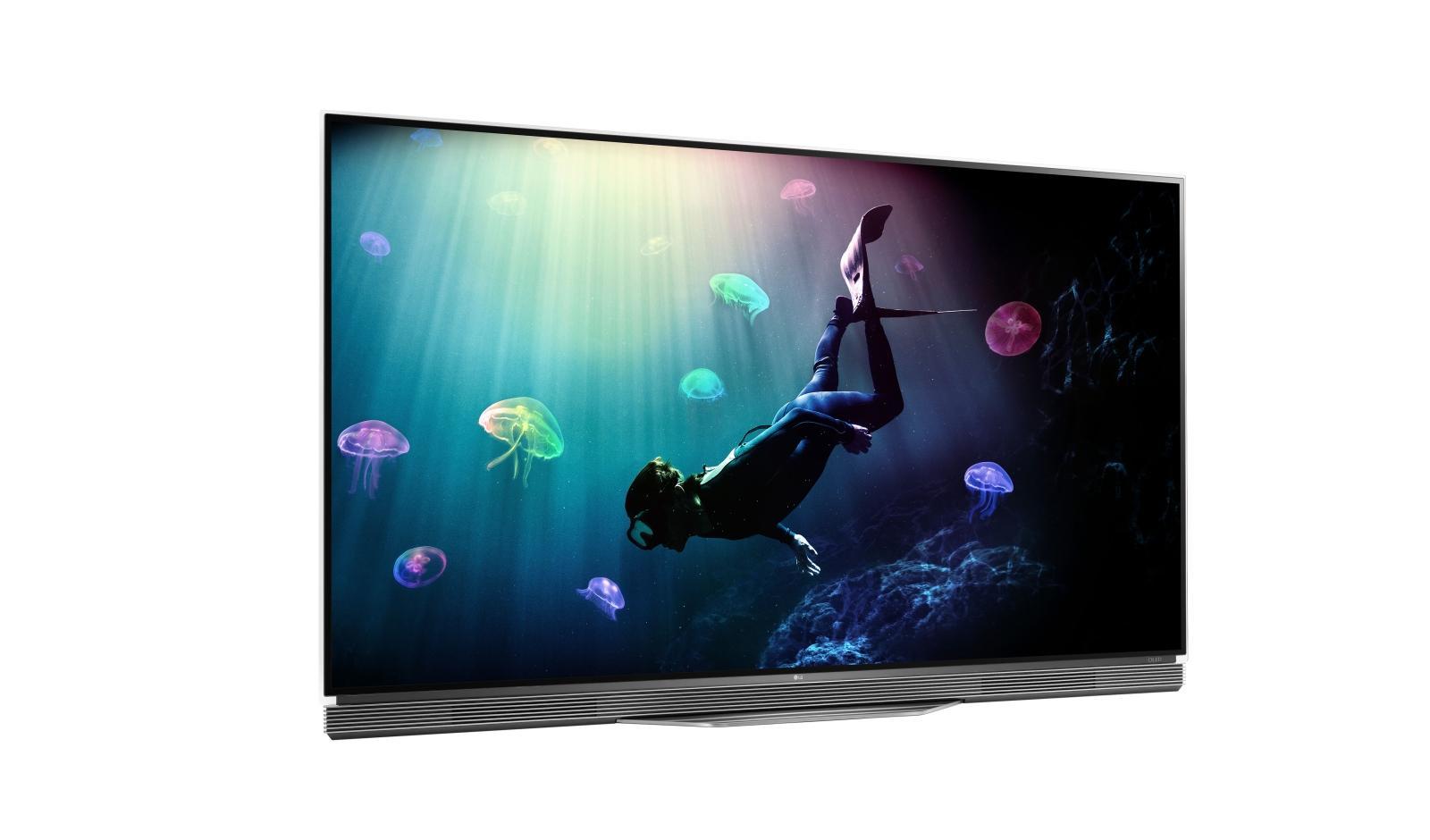 LG OLED55E6P: E6 55 Inch Class OLED 4K HDR Smart TV | LG USA