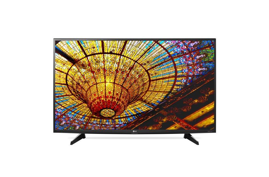 LG 49UH6100 49 inch 4K UHD HDR Smart LED TV