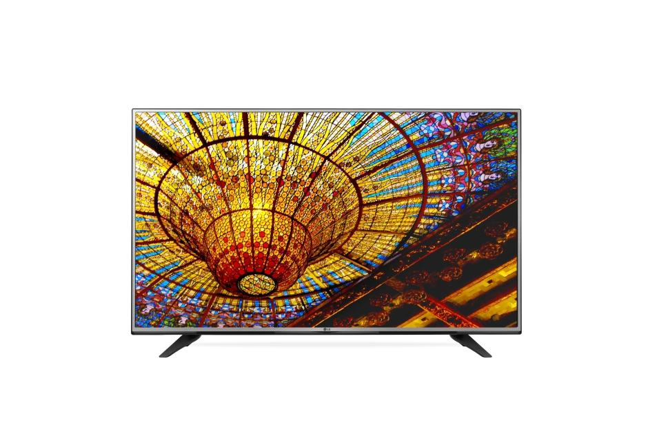 f7c5e37dc1f23 4K UHD Smart LED TV - 55