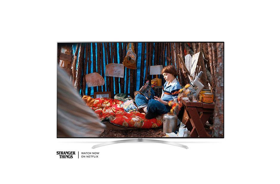 SUPER UHD 4K HDR Smart LED TV - 65'' Class (64 5'' Diag)
