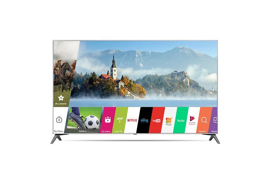 4K UHD HDR Smart LED TV - 60'' Class (59 9'' Diag)