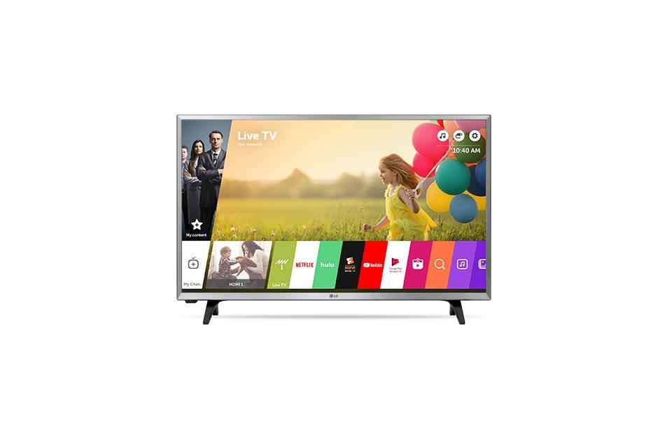 Lg 32lj550m 32 Inch Hd 720p Smart Led Tv Lg Usa