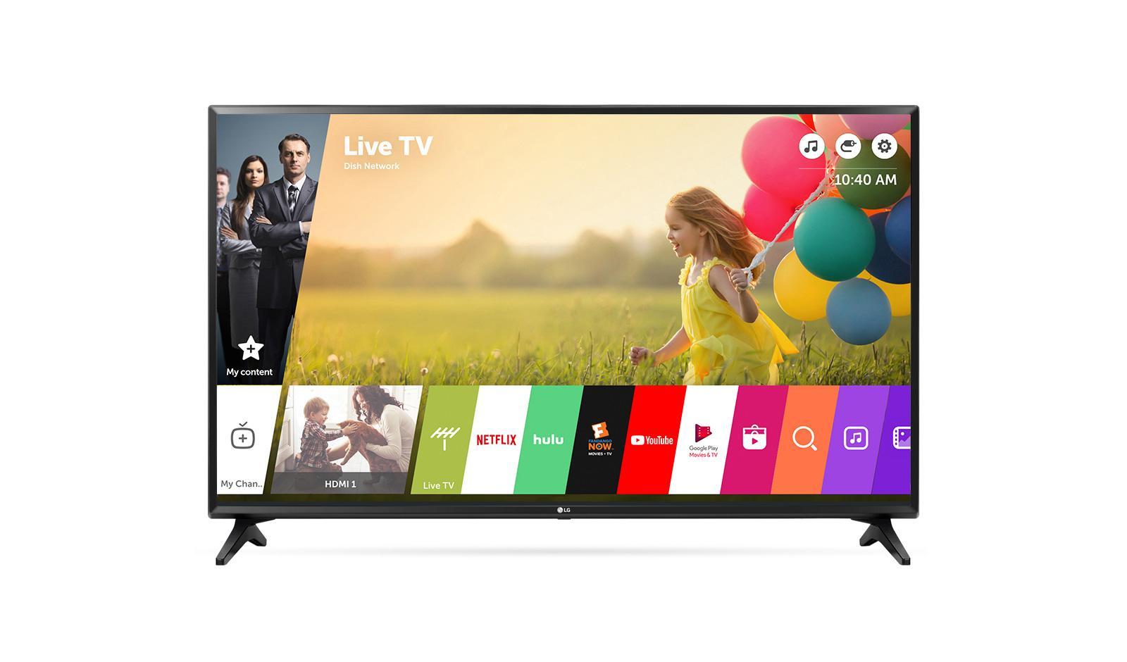 0e36110422b LG.com    LG 49LJ5500  49-inch Full HD 1080p Smart LED TV