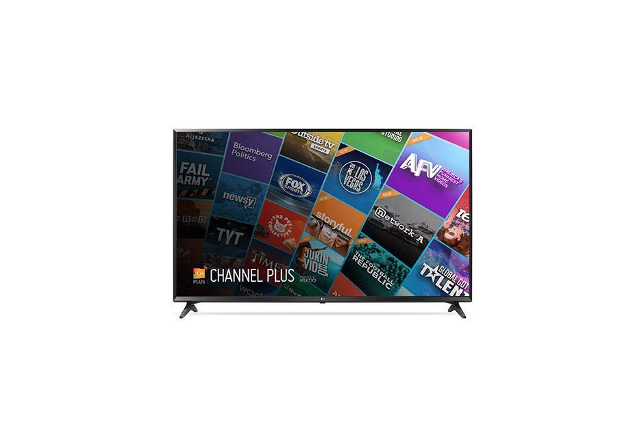 LG 55UJ6300: 55 Inch Class 4K UHD HDR Smart LED TV | LG USA