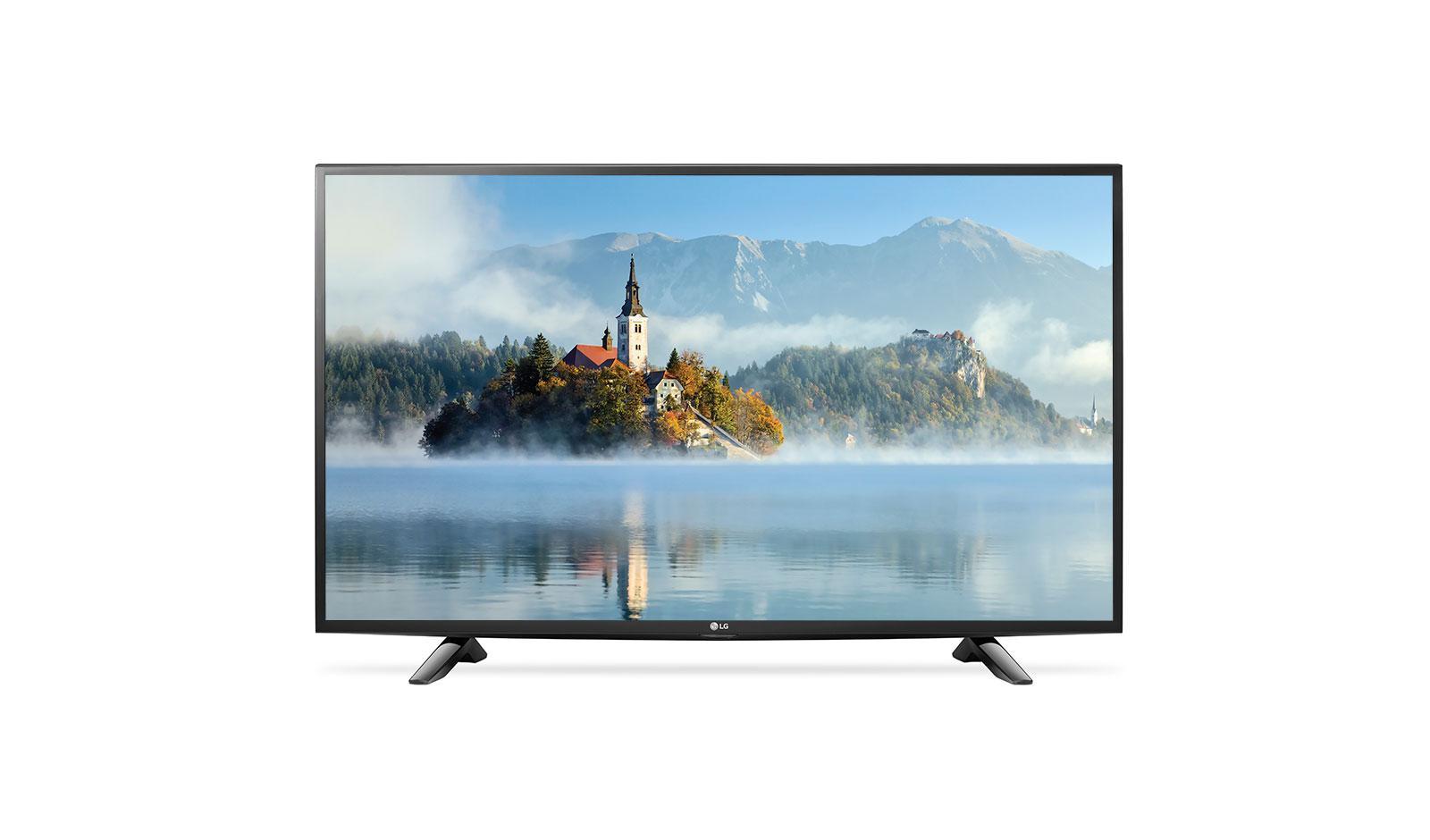 LG 49LJ510M: 49-inch Full HD 1080p LED TV | LG USA