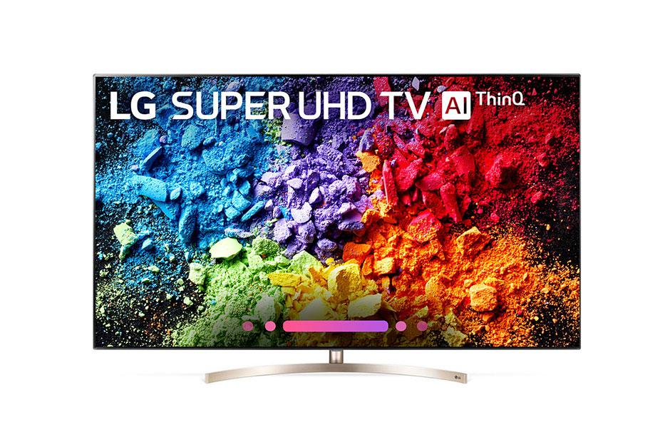 Resultado de imagen para Super UHD TV- Nano Cell Display GIF