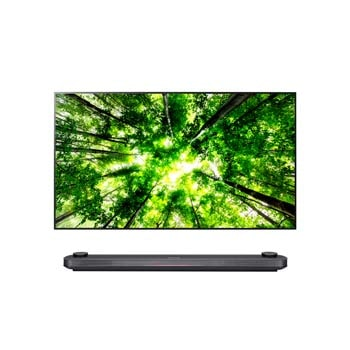"LG SIGNATURE OLED TV W8 - 4K HDR Smart TV w/ AI ThinQ® - 77"" Class (76.8"" Diag)1"