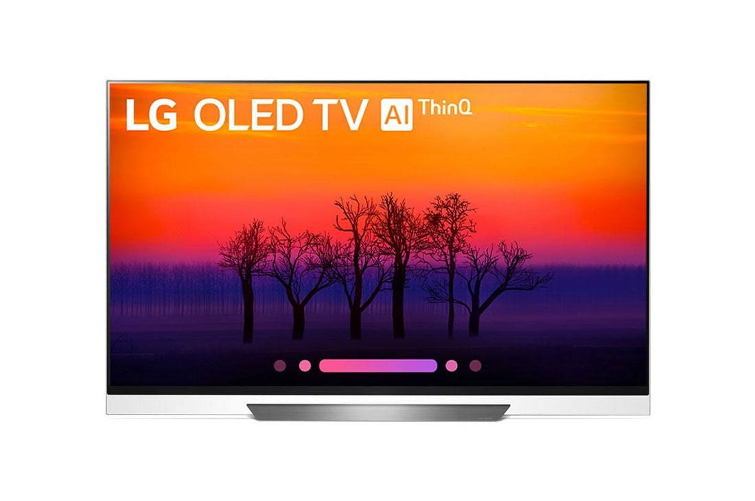 Lg Oled65e8pua 65 Inch Class 4k Hdr Oled Glass Tv W Ai Thinq Lg Usa
