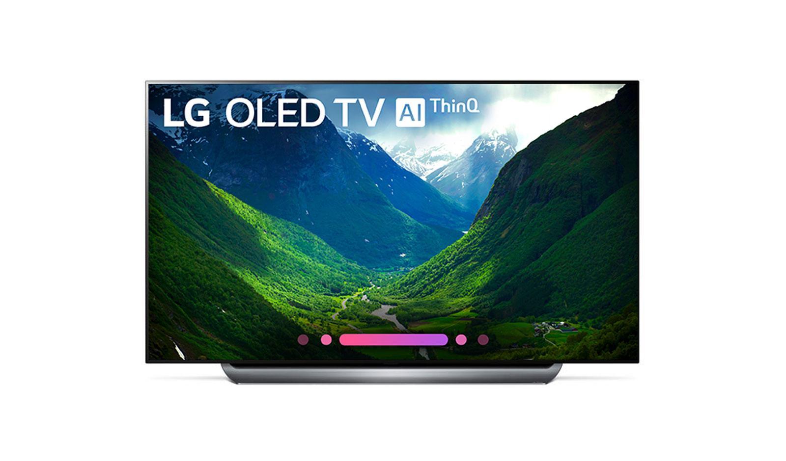 LG OLED77C8PUA