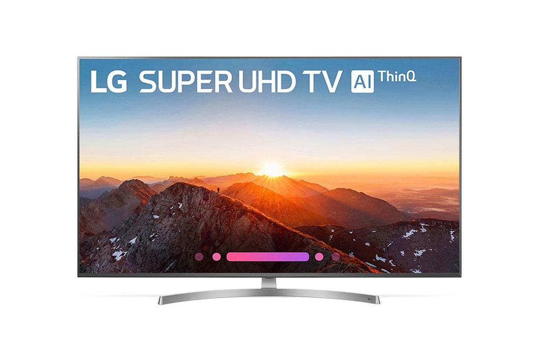 SK8000PUA 4K HDR Smart LED SUPER UHD TV w/ AI ThinQ® - 65'' Class (64 5''  Diag)