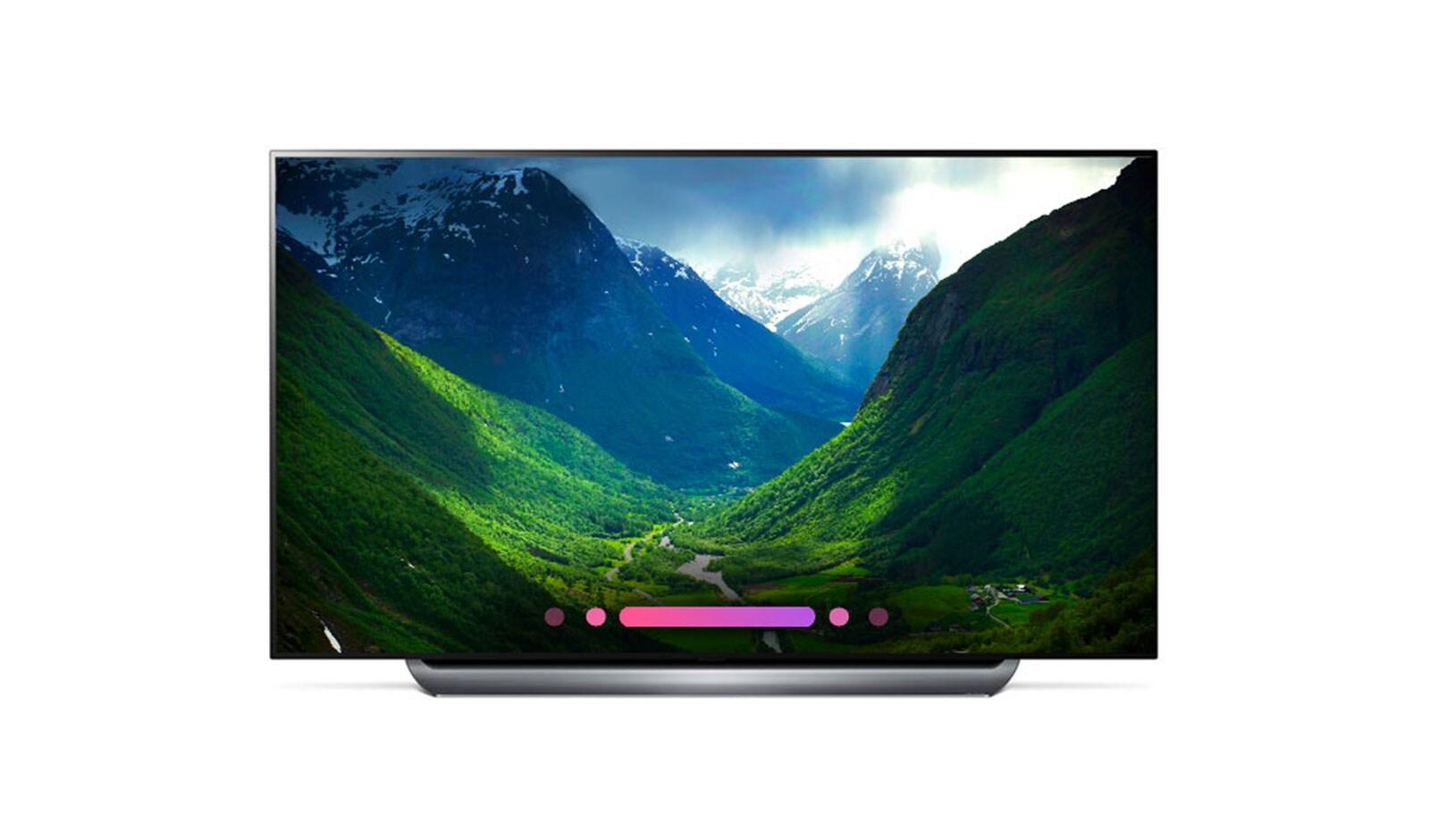 LG OLED65C8PUA: Save Up To $300.00 On The LG OLED65C8PUA Today   LG USA