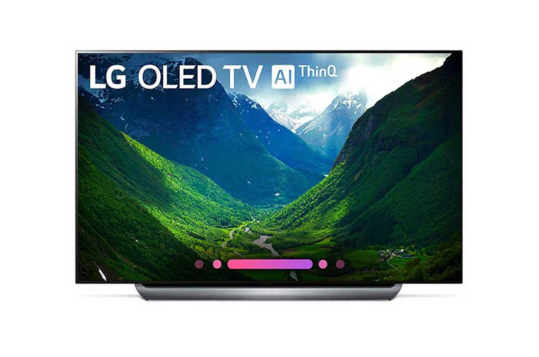 Lg Oled65c8aua 65 Inch Class 4k Hdr Smart Oled Tv W Ai Thinq Lg Usa