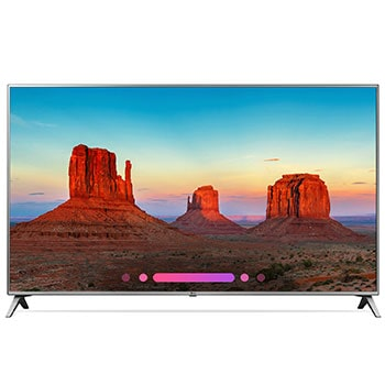 Lg 43uk6500aua 43 Inch Class 4k Hdr Smart Led Uhd Tv W Ai Thinq
