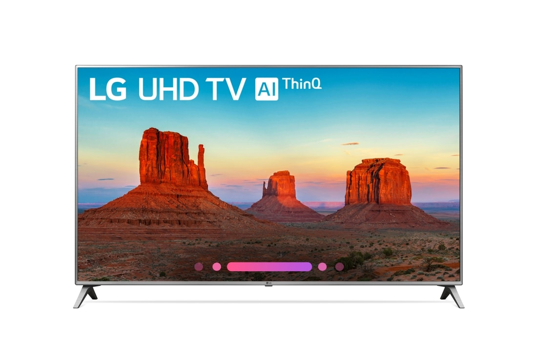 Lg 43uk6500aua 43 Inch Class 4k Hdr Smart Led Uhd Tv W Ai Thinq