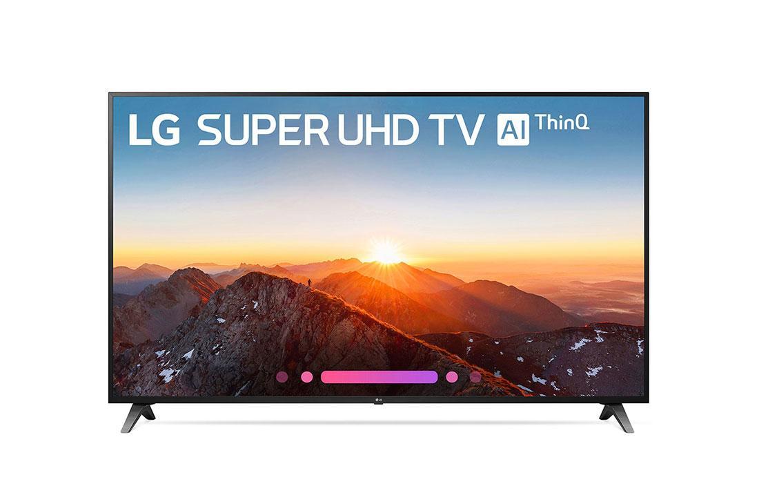 SK8070AUB 4K HDR Smart LED SUPER UHD TV w/ AI ThinQ® - 75'' Class (74 5''  Diag)