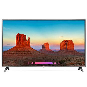 "UK6570PUB 4K HDR Smart LED UHD TV w/ AI ThinQ® - 75"" Class (74.5"" Diag)1"