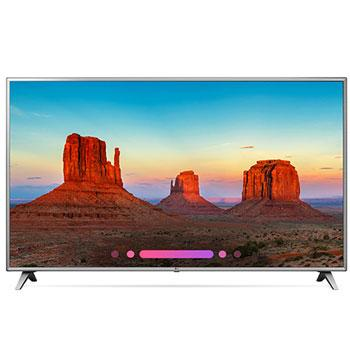 "UK6570AUA 4K HDR Smart LED UHD TV w/ AI ThinQ® - 75"" Class (74.5"" Diag)1"