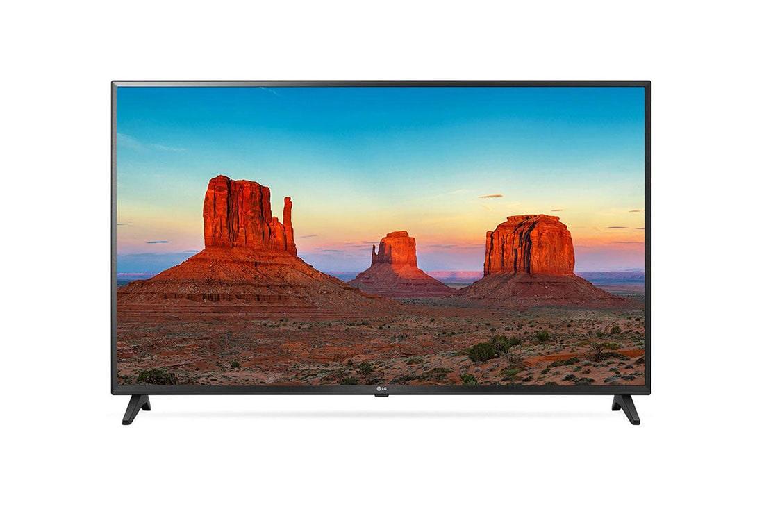 UK6200PUA 4K HDR Smart LED UHD TV - 43'' Class (42 5'' Diag)