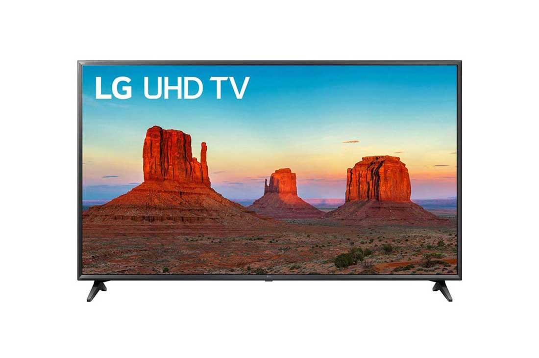 UK6090PUA 4K HDR Smart LED UHD TV - 65'' Class (64 5'' Diag)