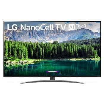 LG Nano 8 Series 4K 49 inch Class Smart UHD NanoCell TV w/ AI ThinQ® (48.5'' Diag)1
