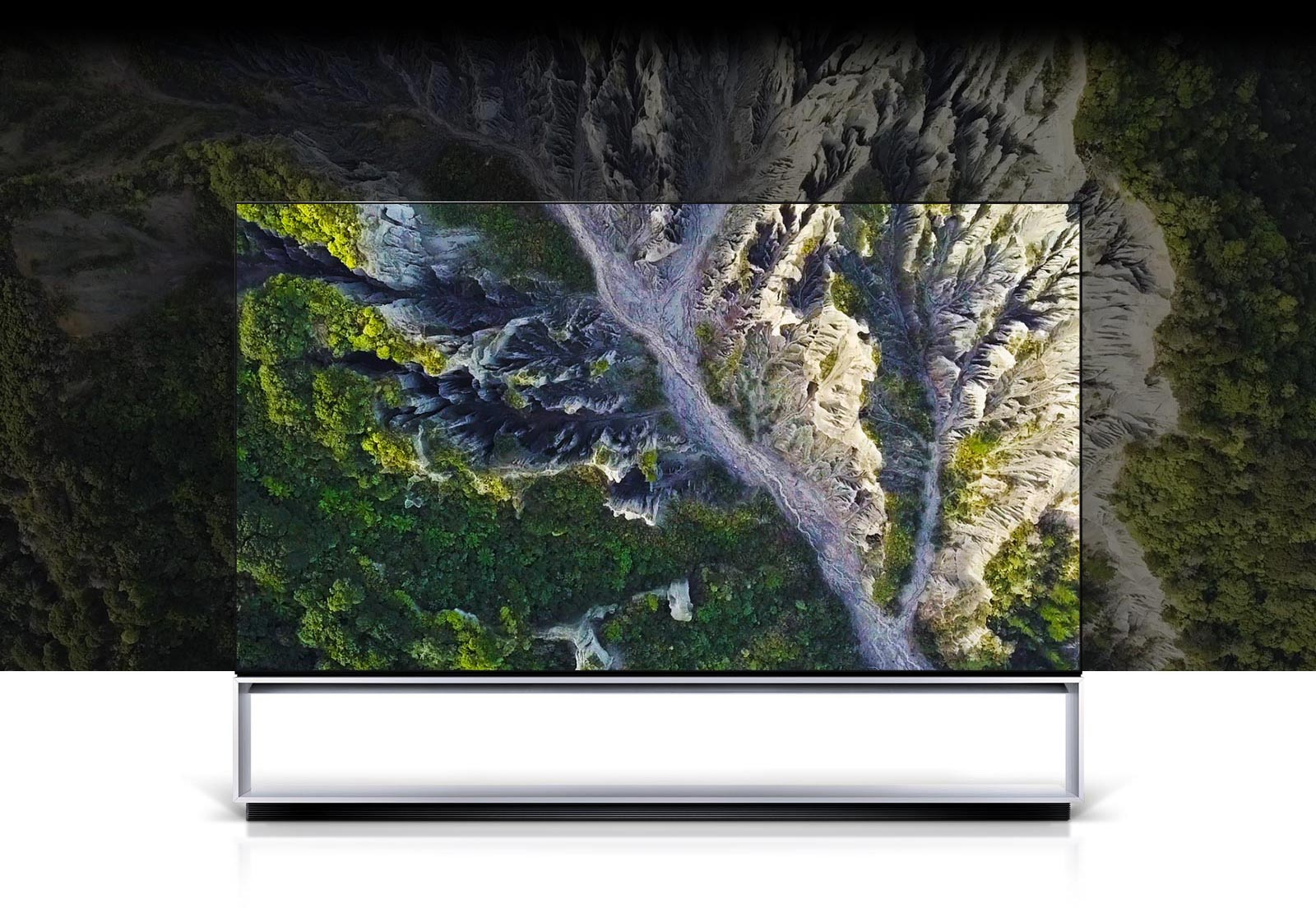 COMING SOON - LG SIGNATURE Z9 88 inch Class 8K Smart OLED TV w/AI ThinQ®  (87 6'' Diag)