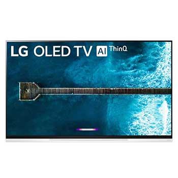 LG E9 Glass 65 inch Class 4K Smart OLED TV w/AI ThinQ® (64.5'' Diag)1